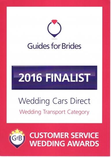 Wedding Car Award 2016 Guides For Brides