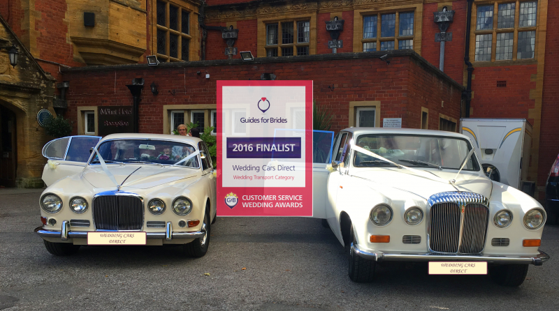 Jaguar & Daimler Wedding Cars Cannock Walsall Wolverhampton