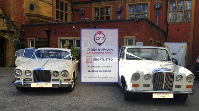 Wedding Cars Direct Award 2017