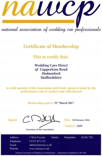 NAWCP Certificate 2016